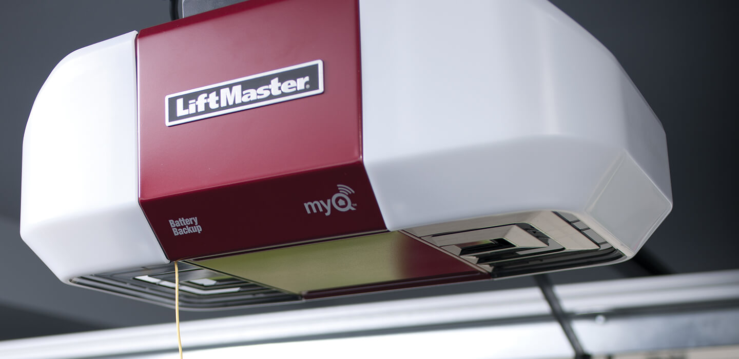 Myq Smart Home Liftmaster