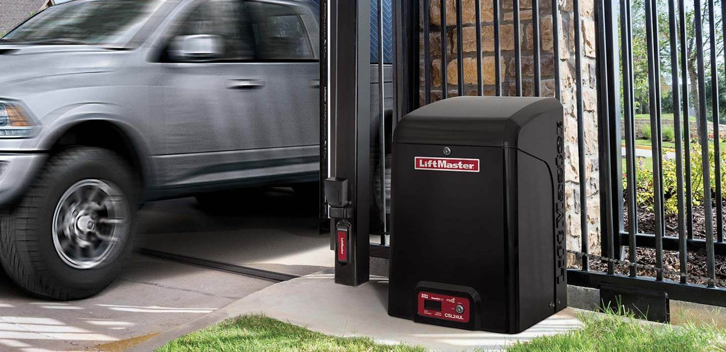 Residential Gate Openers & Systems | LiftMaster