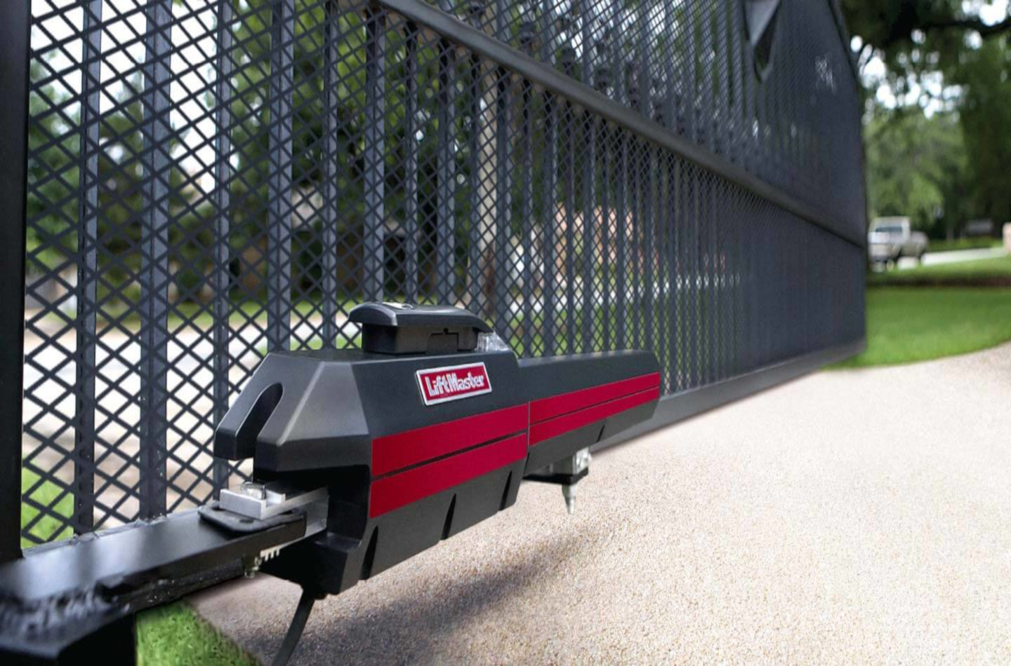 Commercial Gate Operators Amp Openers Liftmaster