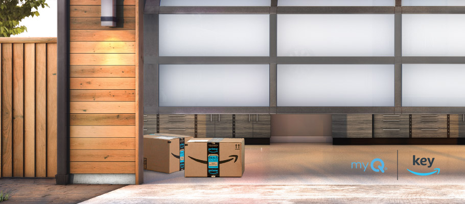 FREE IN-GARAGE DELIVERY FOR AMAZON PRIME MEMBERS