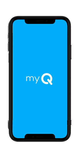 La aplicación myQ